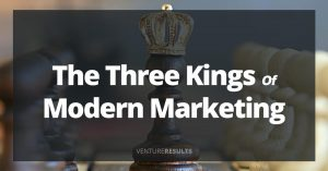 The Three Kings Of Modern Marketing (Content, Context & Congruence)
